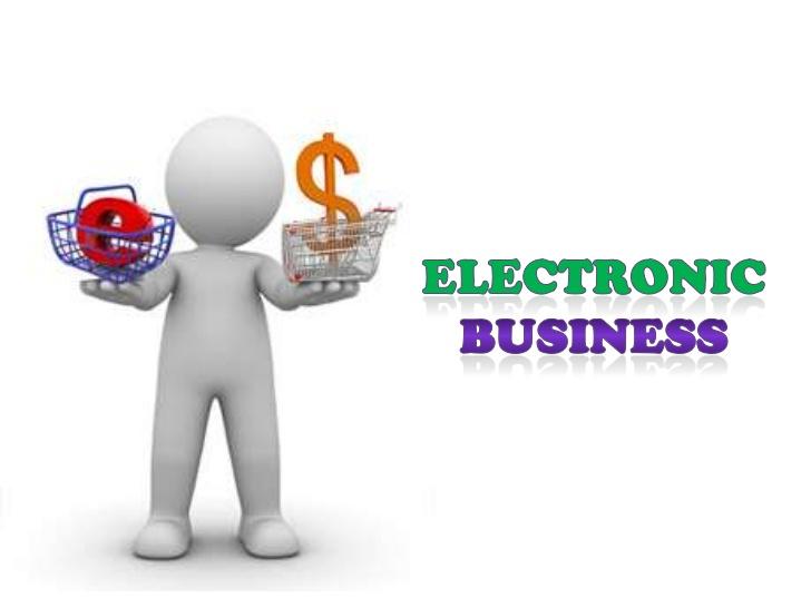 انواع تجارت الکترونیک Electronic business