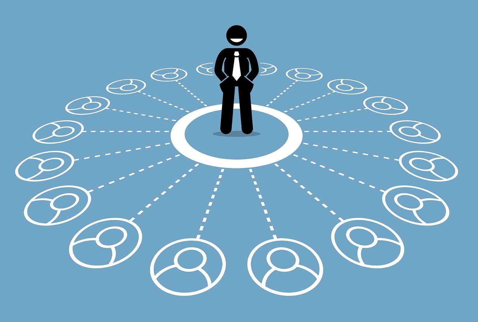 کسب درآمد از سیستم های همکاری در فروش