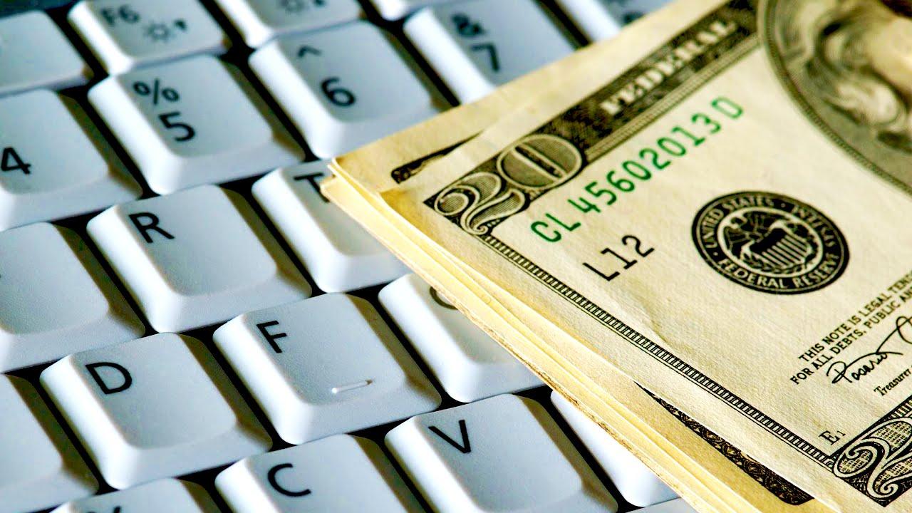 راه های کسب درآمد از اینترنت