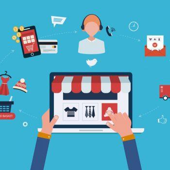 راه اندازی فروشگاه آنلاین