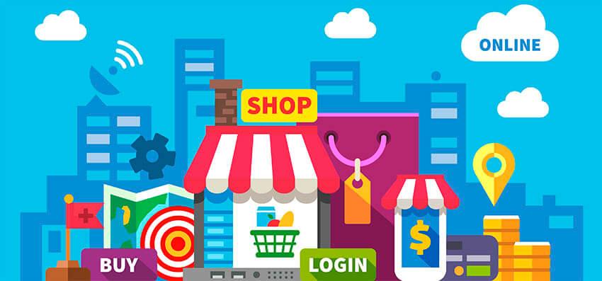 کسب و کار در فروش اینترنتی